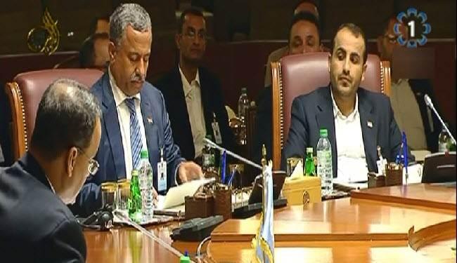 شاهد.. ماذا يحق للوفد لوطني اليمني مقابل وفد الرياض بالكويت؟