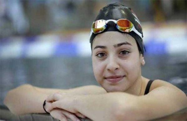 السباحة السورية