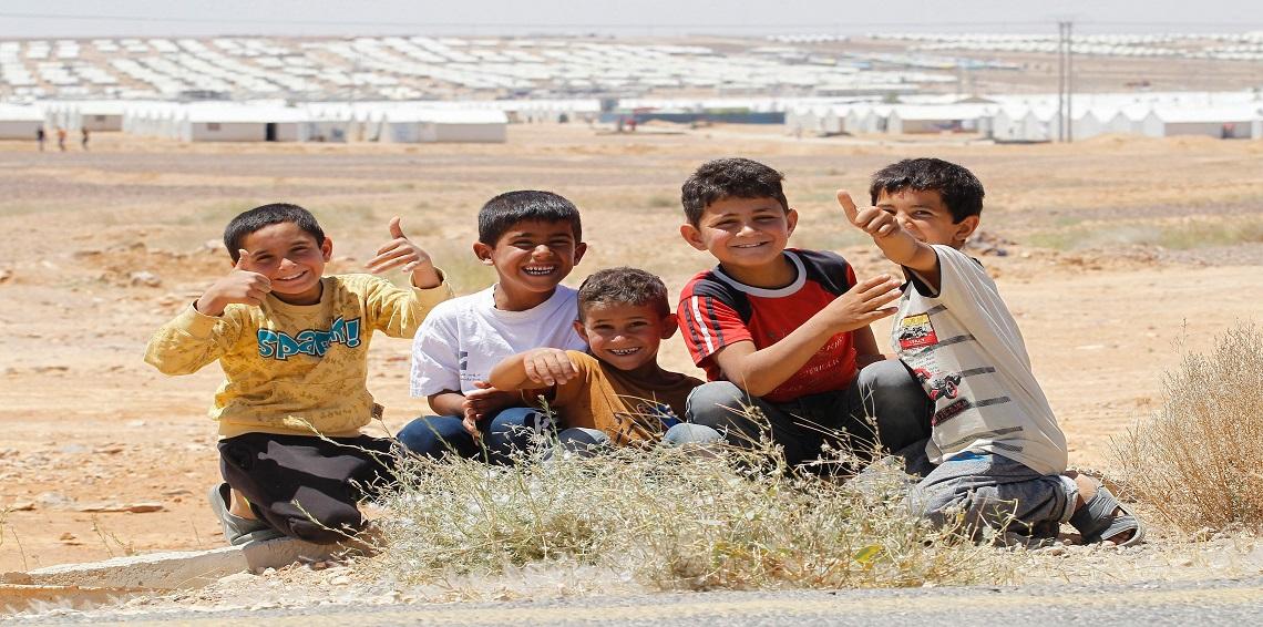 جائزة أفضل دعاية خيرية تذهب لفيديو عن صداقة بين باتمان وطفل سوريaa