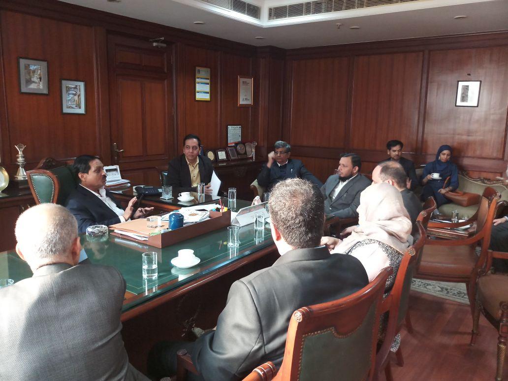 الملحقيتان الطبية والثقافية في السفارة اليمنية بالهند تنجحان في عقد اتفاقيات طبية وأكاديميةaa
