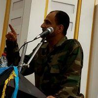 اللواء شلال شائع: عقارب الساعة لن تعود إلى الوراء وكما انتصرتعدنعلى ميليشيات الحوثي والإرهاب ستهزم من يحاول العبث باستقرارها وتشويه أمنها