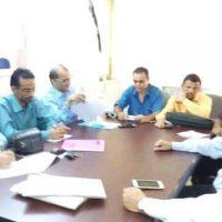 نقابات كليات جامعة عدن تقر آلية للإضراب والتصعيد